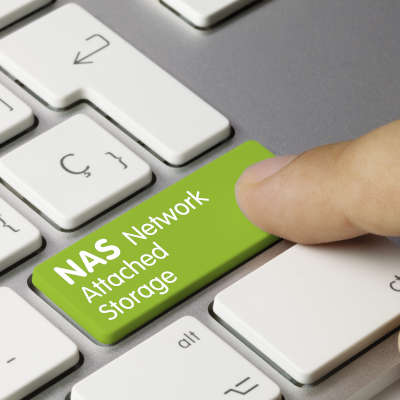 NAS with IT Services