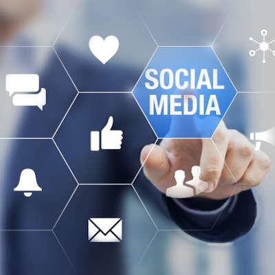 Social media network community manager