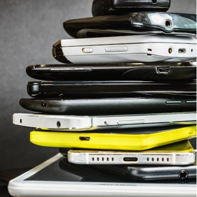 Old mobile devices