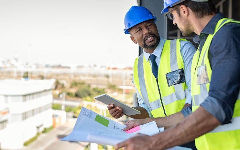 Construction IT Services with Symmetric IT Group